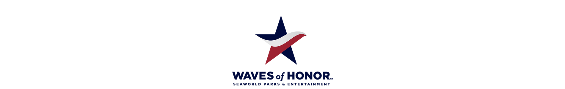 Waves of Honor Logo Banner