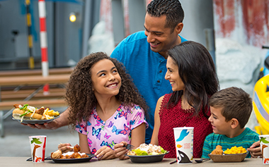 Eat Free at SeaWorld San Diego