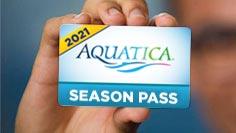 Buy a Season Pass to Aquatica San Diego