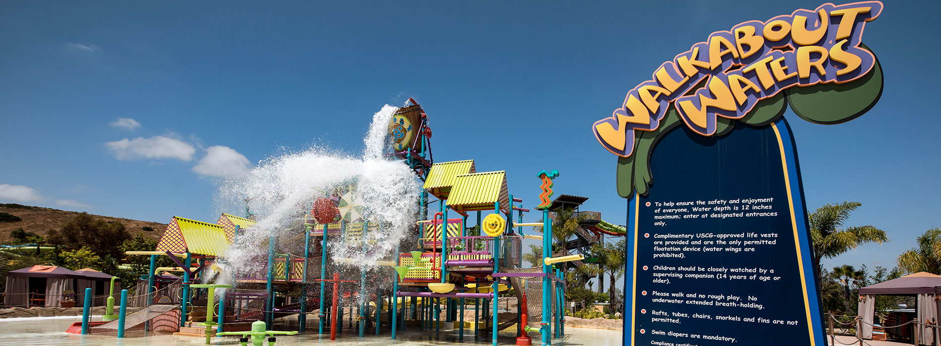 Walkabout Waters at Aquatica San Diego