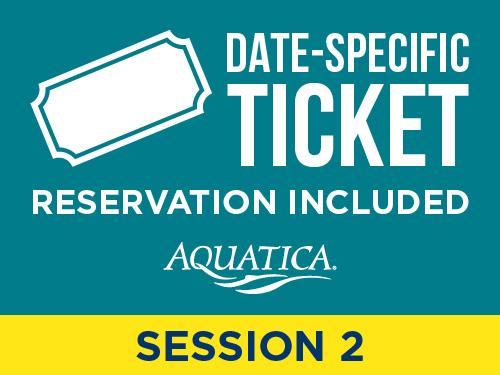 Session 2 at Aquatica San Diego