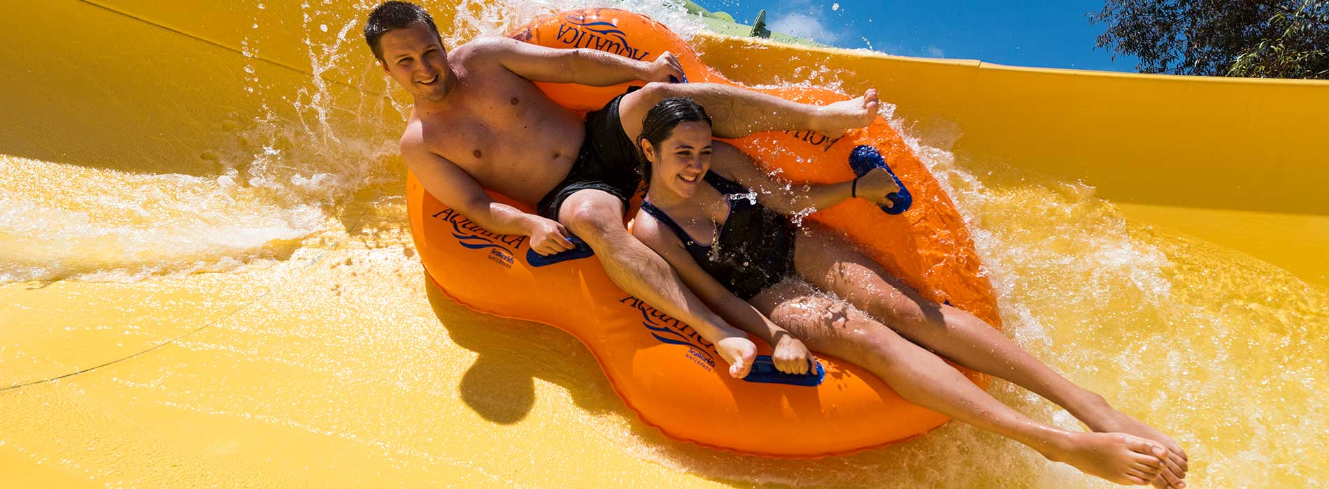 Aquatica San Diego Rides and Slides