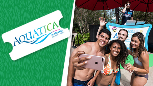 Aquatica San Diego Single Park Tickets