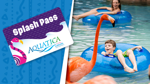 Aquatica San Diego Splash Pass