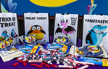 Halloween Spooktacular Candy Bags
