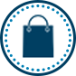Merchandise Bag Icon