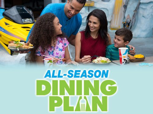 All-Season Dining Plan at SeaWorld Orlando