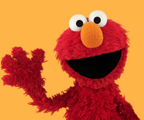 Meet Elmo at SeaWorld Orlando