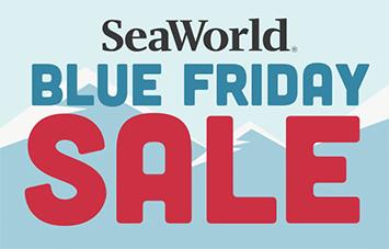 Blue Friday 2017: SeaWorld's Black Friday Deals