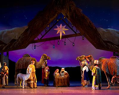 Christmas Celebration O Wondrous Night