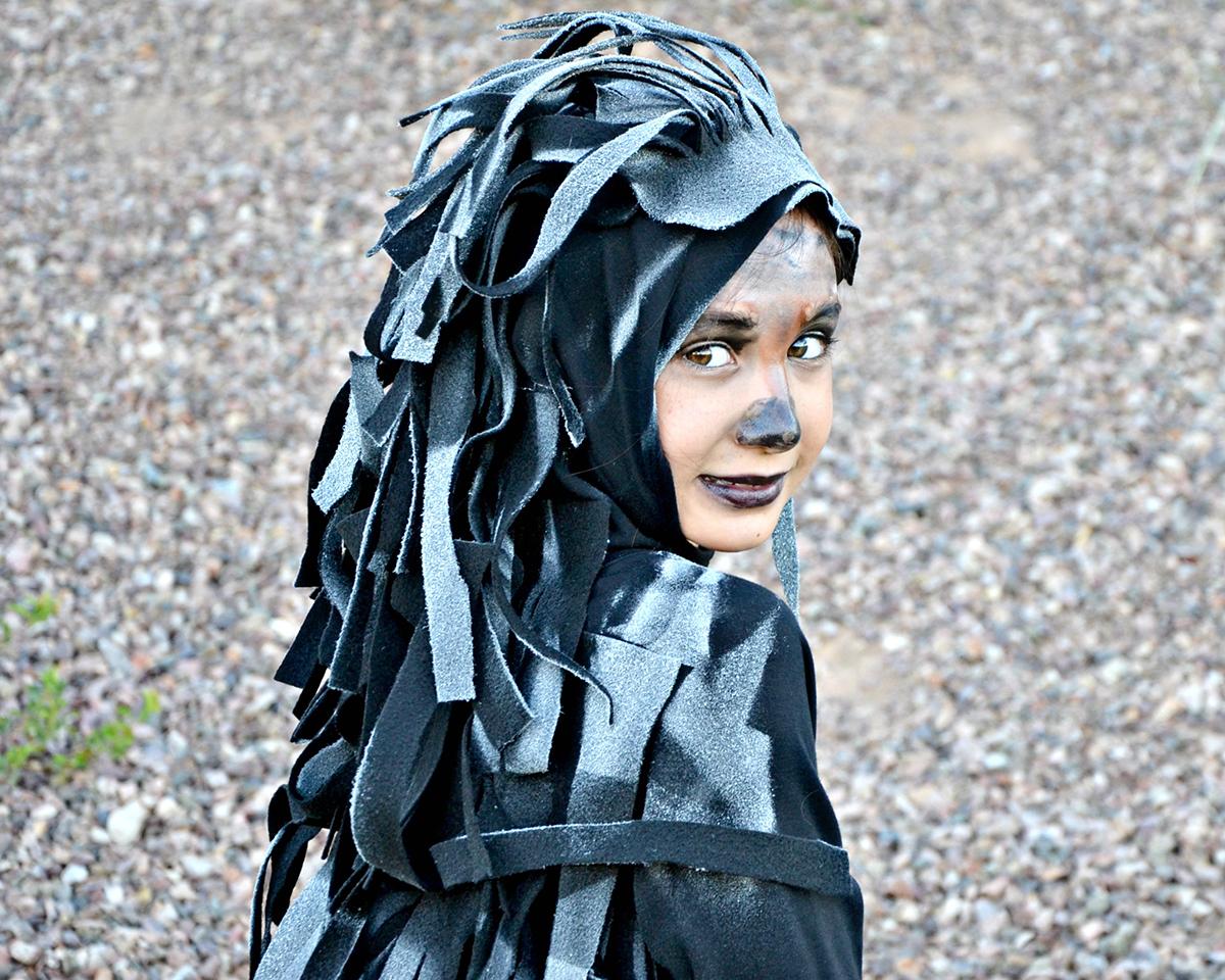 Porcupine Costume