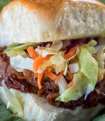 Seven Seas Food Festival Kalua Pig Slider