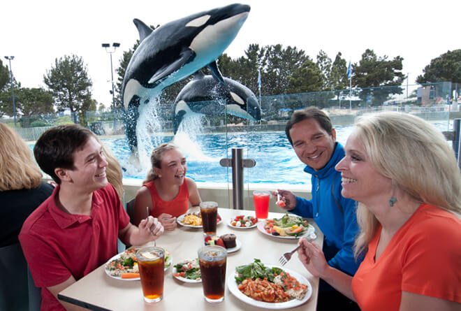 Mother's Day - Dine With Orcas