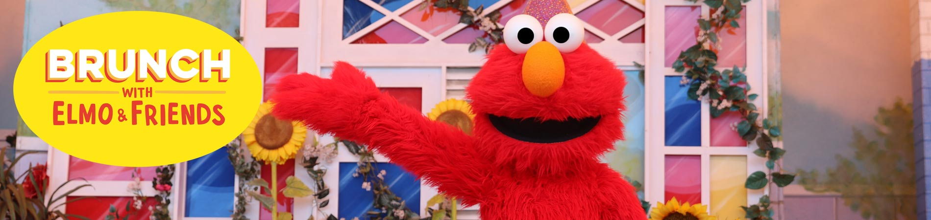 Brunch with Elmo and Friends at SeaWorld San Diego