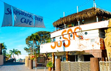 Shipwreck Reef Cafe