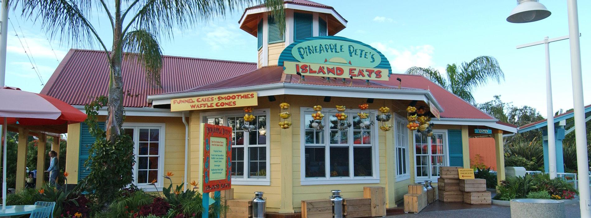 Pineapple Petes