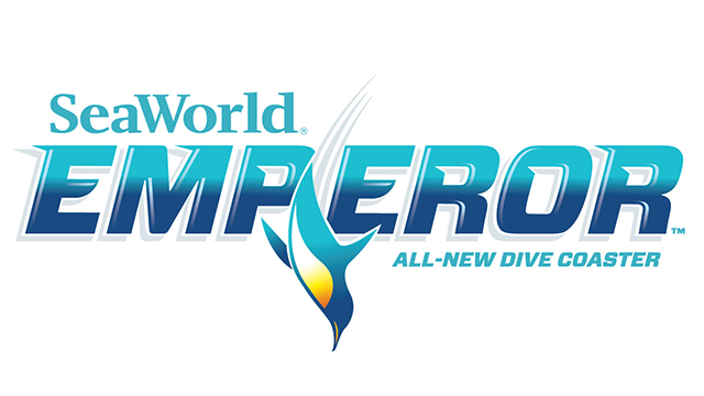 Emperor the newest coaster is coming to SeaWorld San Diego 2020