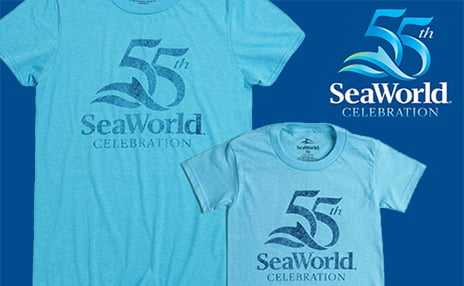 55th Anniversary Tees