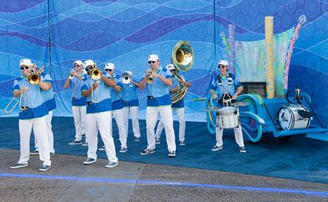 Sea Street Band
