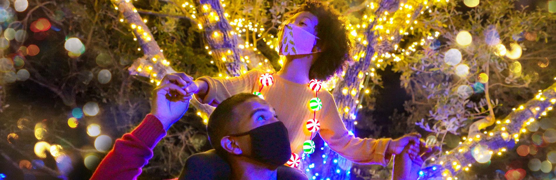 Christmas at SeaWorld San Diego