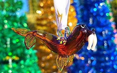 Christmas Celebration Ornament