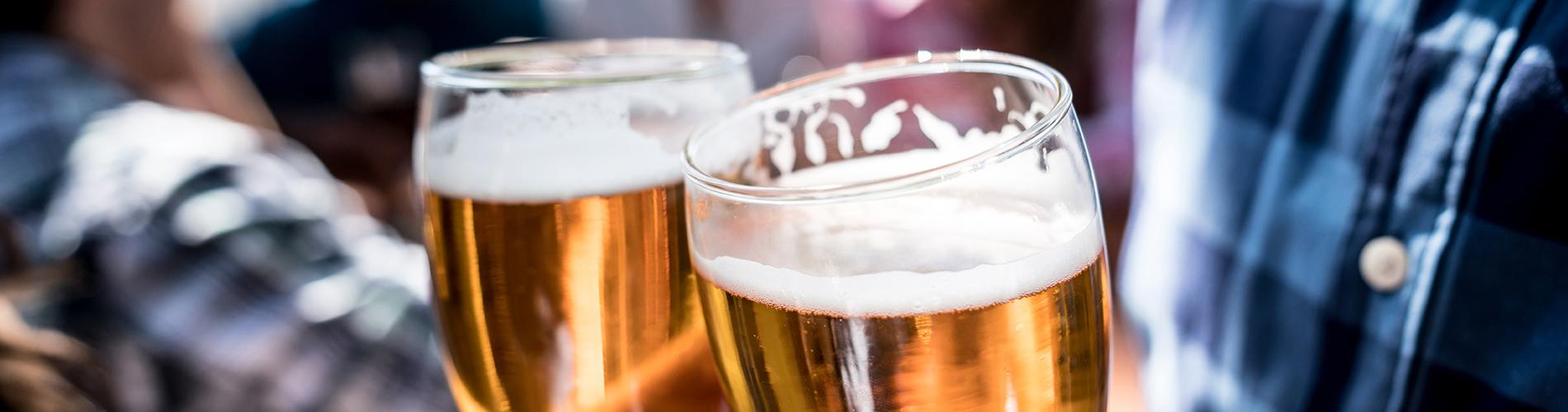 Craft Beer Festival menus