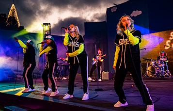 Static Shock Rock Show