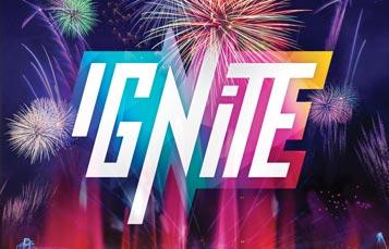 Ignite Fireworks at SeaWorld San Diego