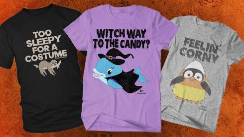SeaWorld Spooktacular Halloween Shopping