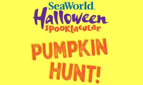 Spooktacular Pumpkin Hunt