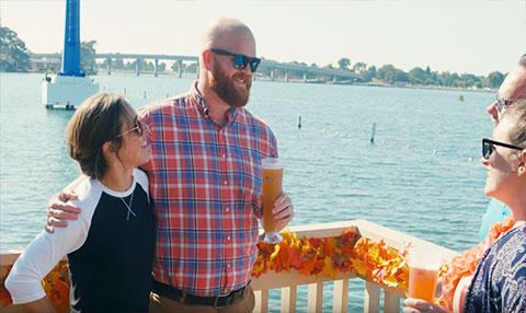 Fall Festival at the Waterfront