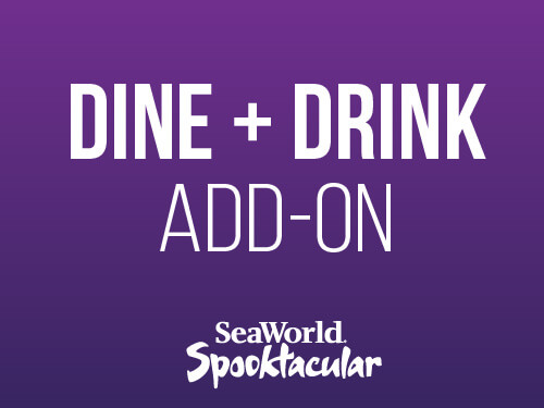 Dine & Drink Add-on