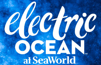 Electric Ocean at SeaWorld San Diego