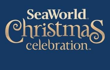 SeaWorld Christmas Celebration Logo
