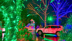 Sesame Street® Parade of Lights Drive-Thru
