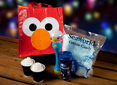 Sesame Street Parade of Lights Snack Pack Add-On