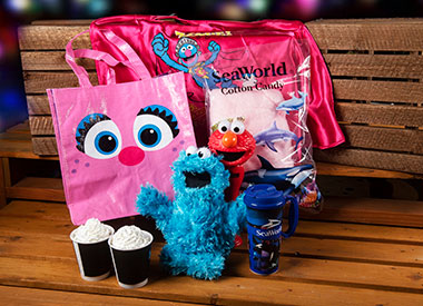 Sesame Street Parade of Lights Deluxe Snack Pack Add-On