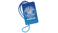 Seven Seas Food and Beverage lanyard at SeaWorld San Diego
