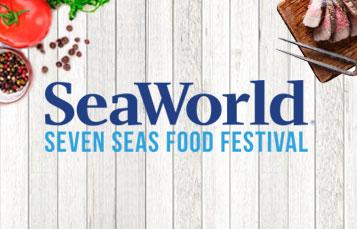SeaWorld San Diego Seven Seas Food Festival