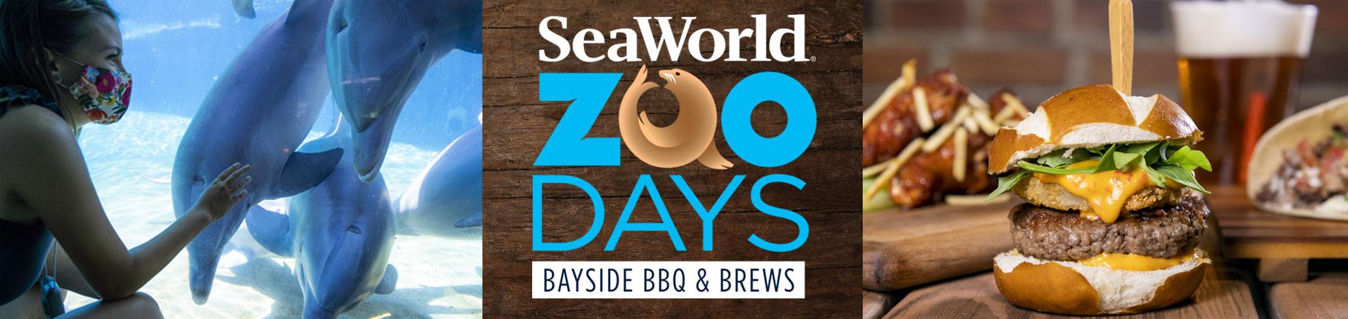SeaWorld San Diego Zoo Days Bayside BBQ and Brews