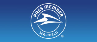 SeaWorld Pass Member Logo