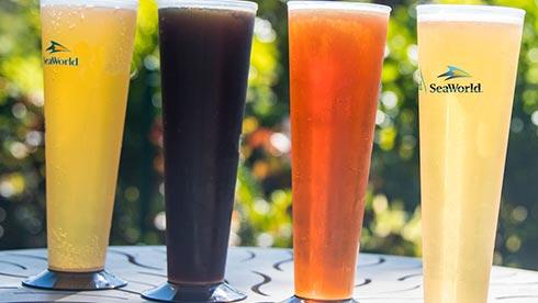 Beers at SeaWorld San Diego