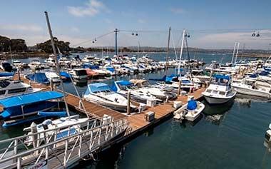 SeaWorld San Diego Marina