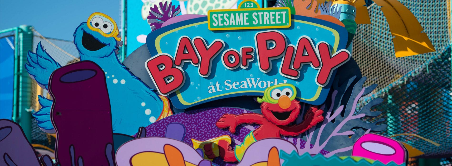 Sesame Street Bay of Play