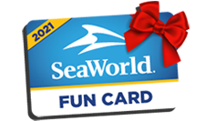 SeaWorld San Diego Fun Card