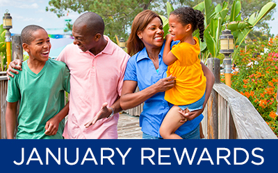 January Rewards