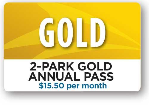 2 Park Gold Pass