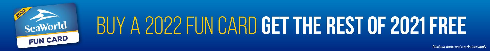 2022 Fun Card