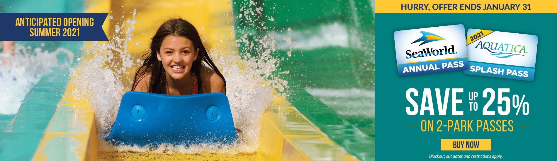 Limited-Time Offer: Save up to 25% on Passes!