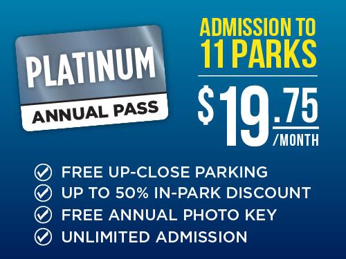 SeaWorld San Diego Platinum Pass